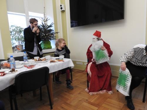 Nabożeństwo i Gwiazdka dla dzieci - 22.12.2019-19