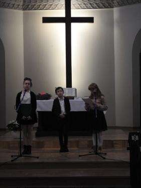 Nabożeństwo i Gwiazdka dla dzieci - 22.12.2019