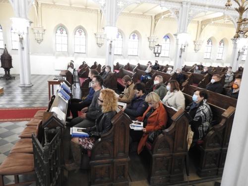 Nowi członkowie zboru - 18.10.2020 r.-11