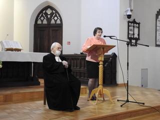 Uroczystość wręczenia książki ks. Z. Trandzie - 27-09-2020