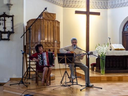 Wprowadzenie w służbę kaznodziei świeckiego W. Scholla-11