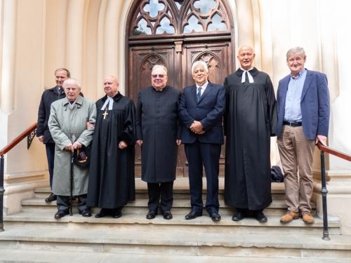 Wprowadzenie w służbę kaznodziei świeckiego W. Scholla-14
