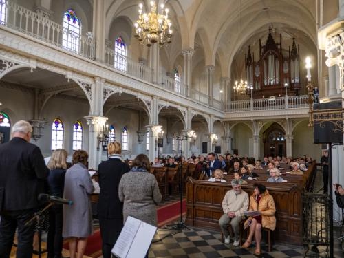 Wprowadzenie w służbę kaznodziei świeckiego W. Scholla-8