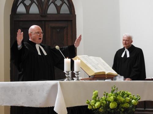 Wprowadzenie w urząd nowego Kolegium Kościelnego - 19.05.2019